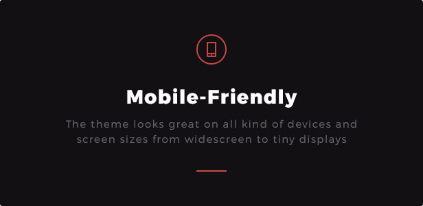 Mobile-Friendly: The theme looks great on all kind of devices and screen sizes from widescreen to tiny displays  Download Rib-Eye — Steakhouse WordPress Theme nulled 04 ribeye mobile friendly