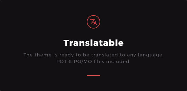 Translatable: The theme is ready to be translated to any language. POT & PO/MO files included.  Download Rib-Eye — Steakhouse WordPress Theme nulled 17 ribeye translatable